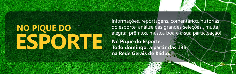 No pique do esporte